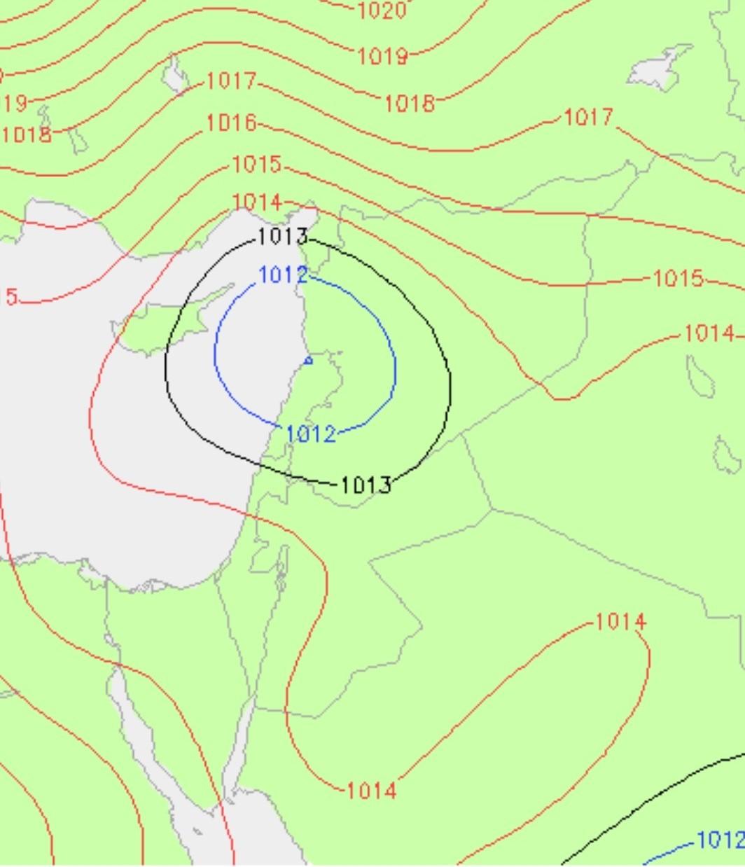 לווין תחזית רוח קייט לאב