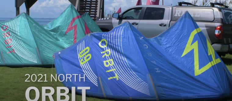 ORBIT 2021 – ביקורת על האורביט החדש של נורת' הקייט האולטימטיבי לקפיצות גובה!